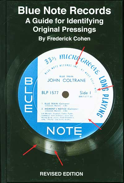 Blue Note Records Gude by Frederick Cohen